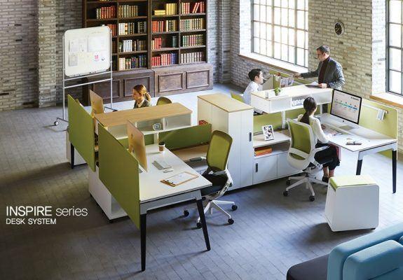 Trang trí văn phòng hiện đại 2